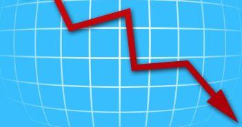 US unemployment graph going down