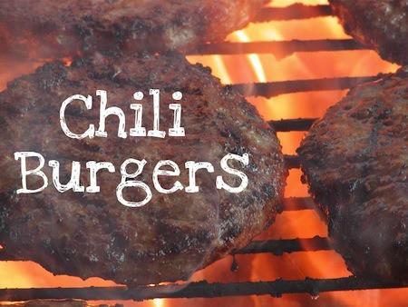 chili burgers recipe