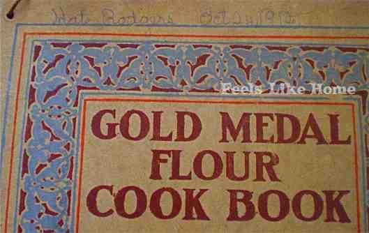 Gold Medal Flour Cook Book