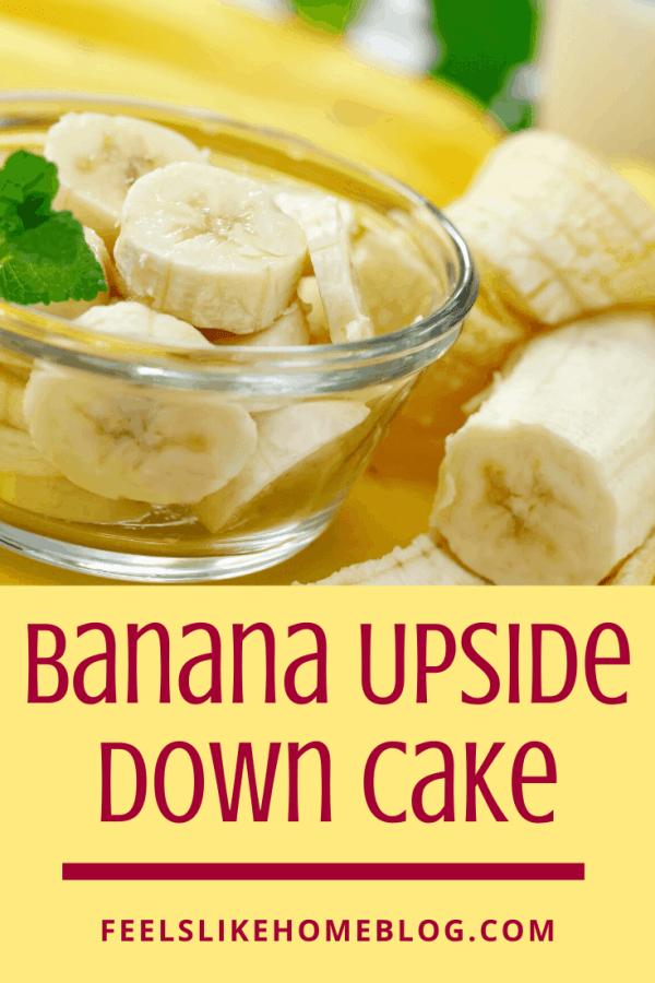 A bowl of sliced bananas