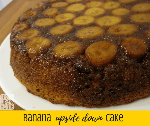 Banana Mix Cake