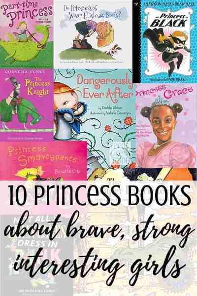 These princess books are not the traditional Disney fairytale! They feature strong, independent, brave, smart girls who solve problems themselves. Great for toddlers, kids, and teens, these books are awesome and funny with beautiful illustrations and a strong life lesson for girls and boys alike.