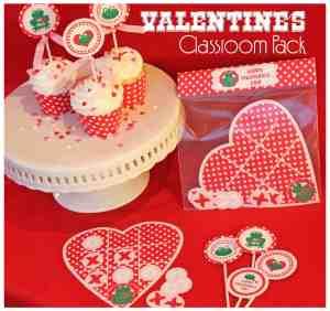 printable valentines game