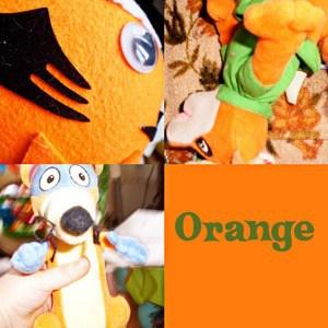 Photos orange items