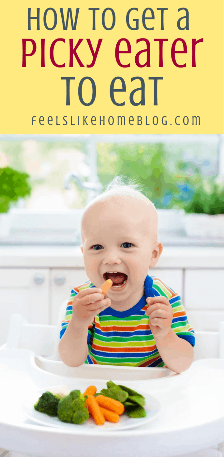 7 Strategies for Empowering Picky Eaters