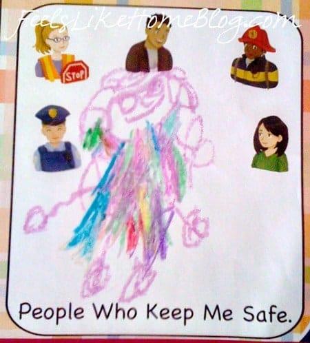 people who keep me safe
