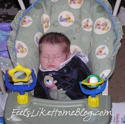baby swing - must have baby products