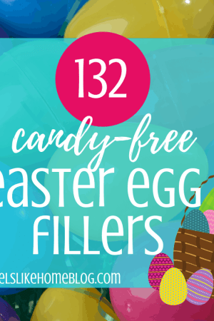 What to put in plastic Easter eggs for kids - Includes fun ideas for egg fillers including trinkets and cool toys that can fit into the larger sized eggs. Ideas for all children from the very young to teens. Could also use some ideas for things to put in baskets.