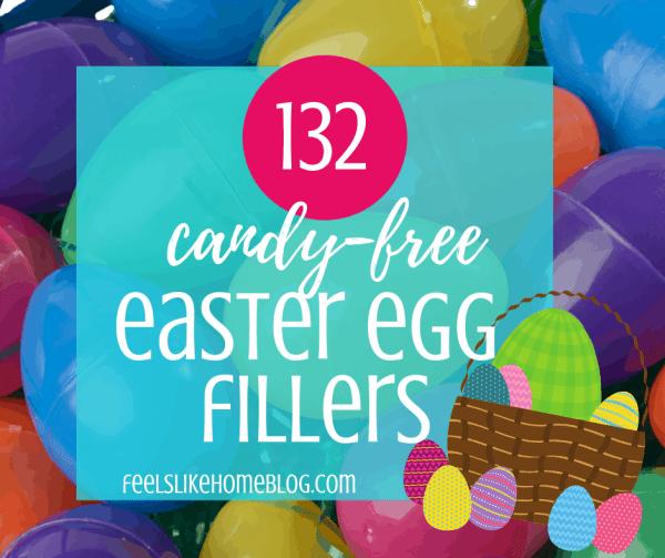 132 Easter Egg Filler Ideas