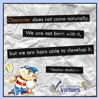 We Choose Virtues