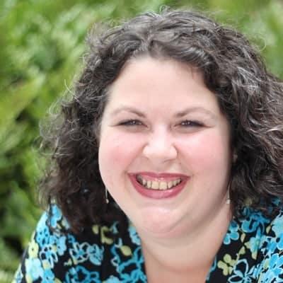 Tara Ziegmont smiling for the camera
