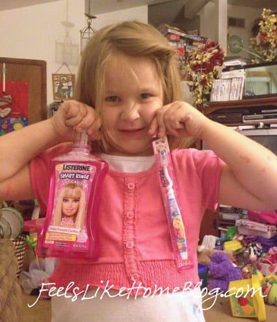 Listerine Sweet Smart Challenge