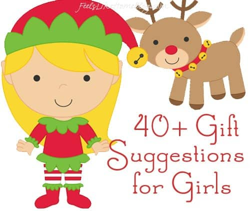 Awesome & unique Christmas gift ideas for girls who are in kindergarten up to second grade - These fun ideas are sure to please the little girls in your life! There is something on this list for every girl for the holidays or even for birthdays - educational, toys, books, and more!
