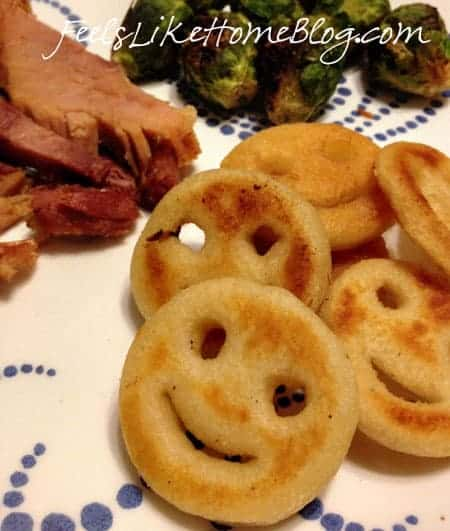 Smiley Breakfast Cups