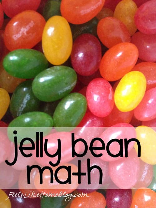 A bowl of Jelly beans