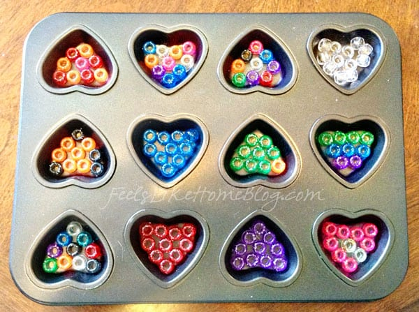 Melted Bead Suncatchers Perfect For A Homemade Mothers Day Gift