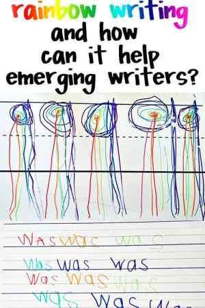 rainbow writing and emerging writers