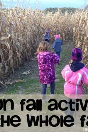 10 Fun Fall Activities for the Whole Family