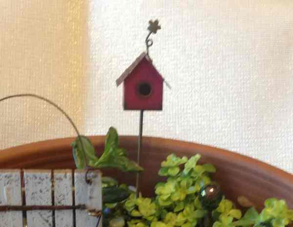 Fairy garden ornaments