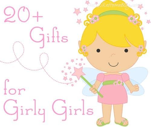Christmas Gift Ideas for Girly Girls