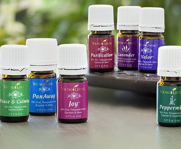 Young Living Essential Oils Everyday Oils Kit