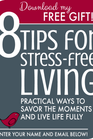 8 Tips for Stress-free Living: Practical Ways to Savor the Moments and Live Life Fully