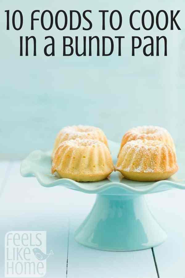 Cooking Bundt Cake Recipe In Loaf Pan
