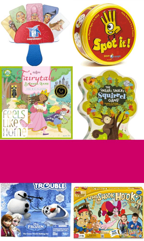 The Best Games For Preschoolers Feels Like Home