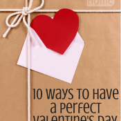 10 Ways to Have a Perfect Valentine's Day with Your Kids