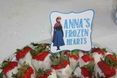 Anna's Frozen Hearts