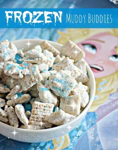 Frozen Muddy Buddies