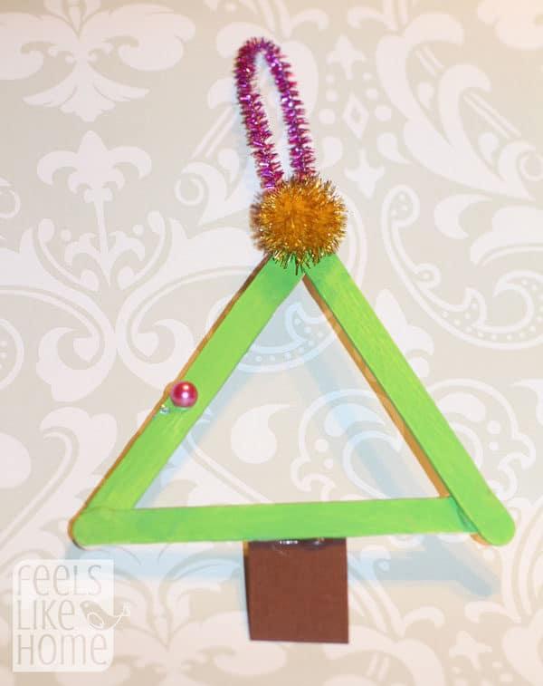 Pinterest Christmas Popsicle Stick Crafts