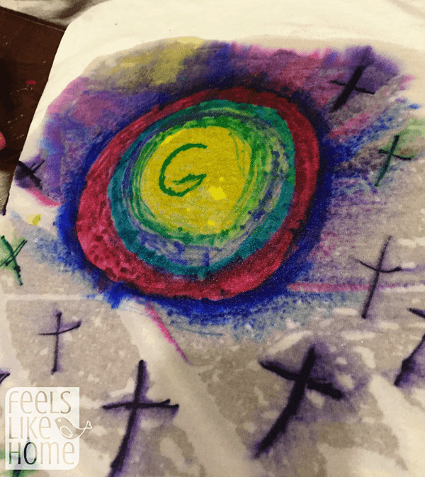 t-shirt-chromatography-all-spread-out