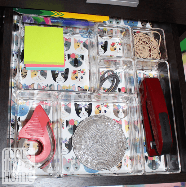 A drawer filled with lots of different items