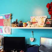 How I Created a Home Office that I Love
