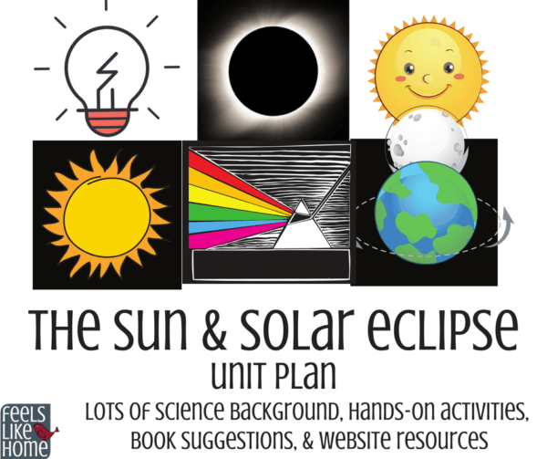 The Sun - Elementary Science Unit Plan and Interactive Activities