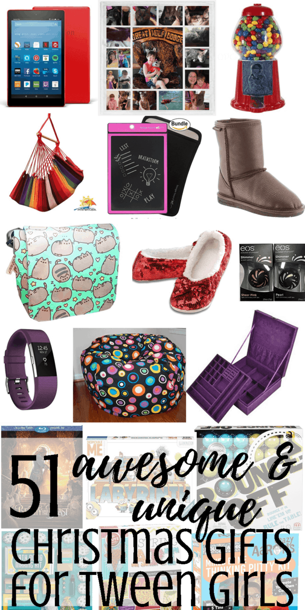 58 Awesome & Unique Christmas Gift Ideas for Tween Girls ...