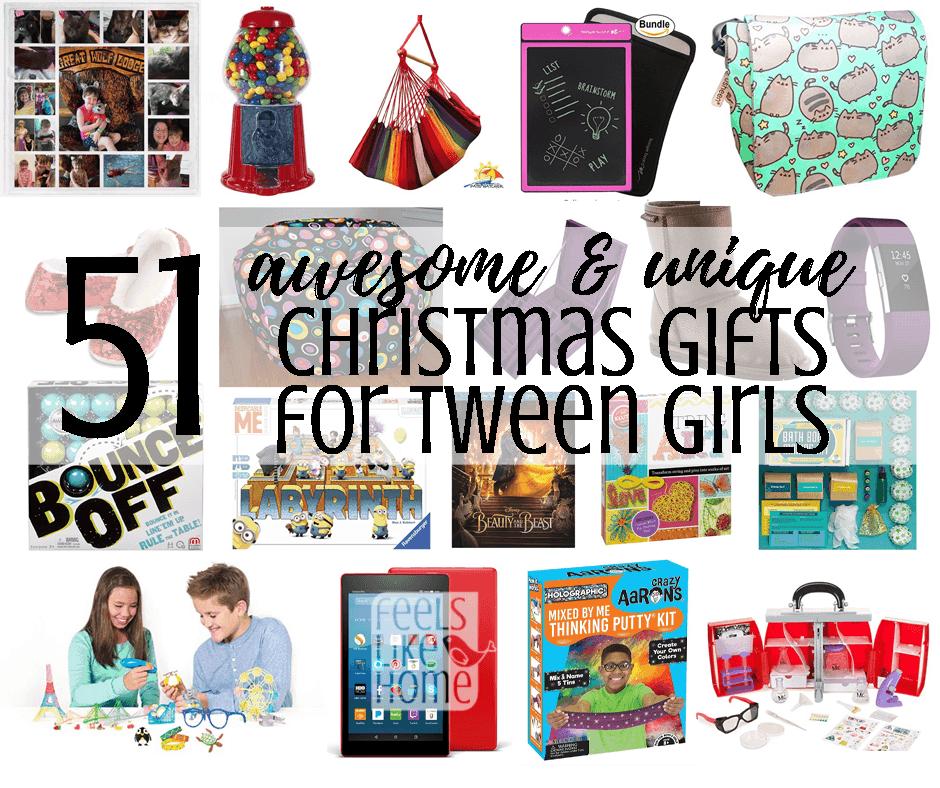 Girl gift ideas christmas