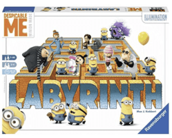 Labyrinth Despicable Me