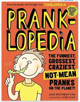 Pranklopedia book