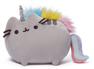 Pusheen stuffed toy