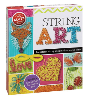 A string art craft kit