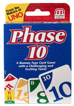 Phase 10 game