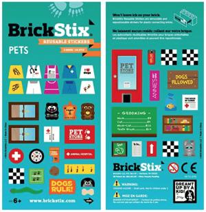 Brick Stix toy