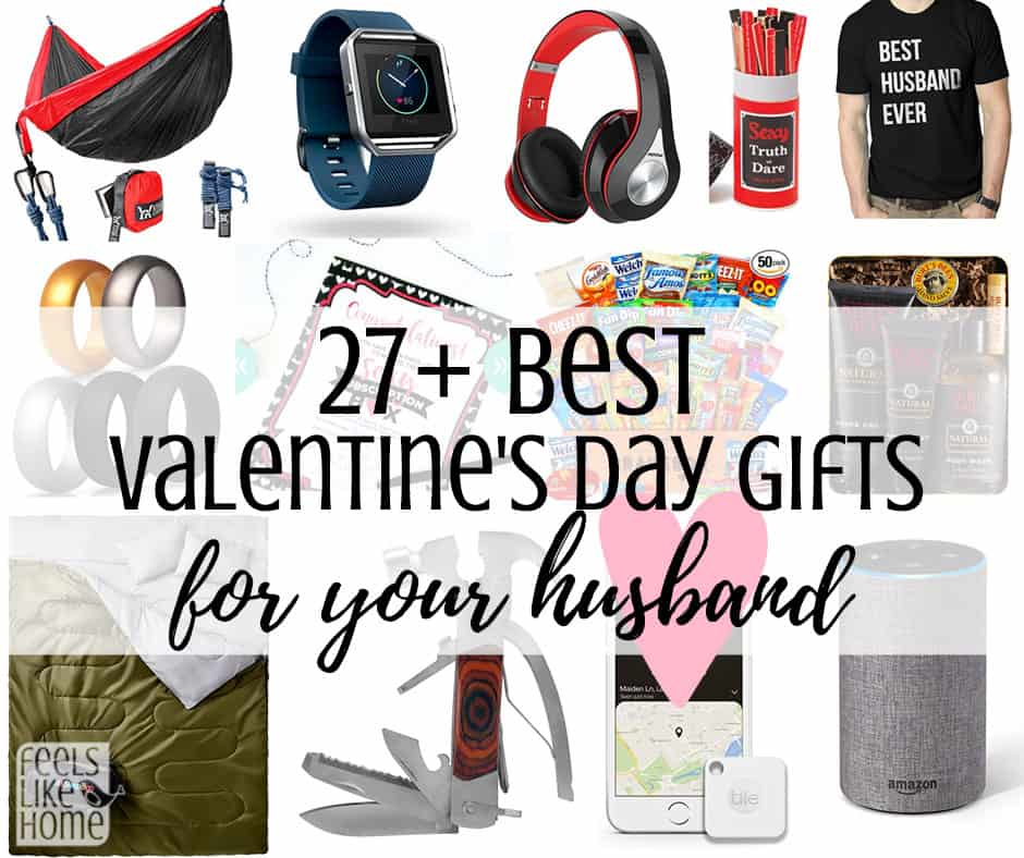 27+ Best Valentines Gift Ideas for Your Handsome Husband - Feels ...