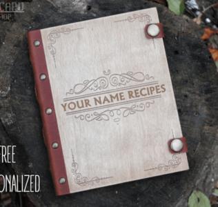 A recipe book