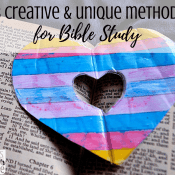How to Study the Bible – 13 Creative & Unique Methods