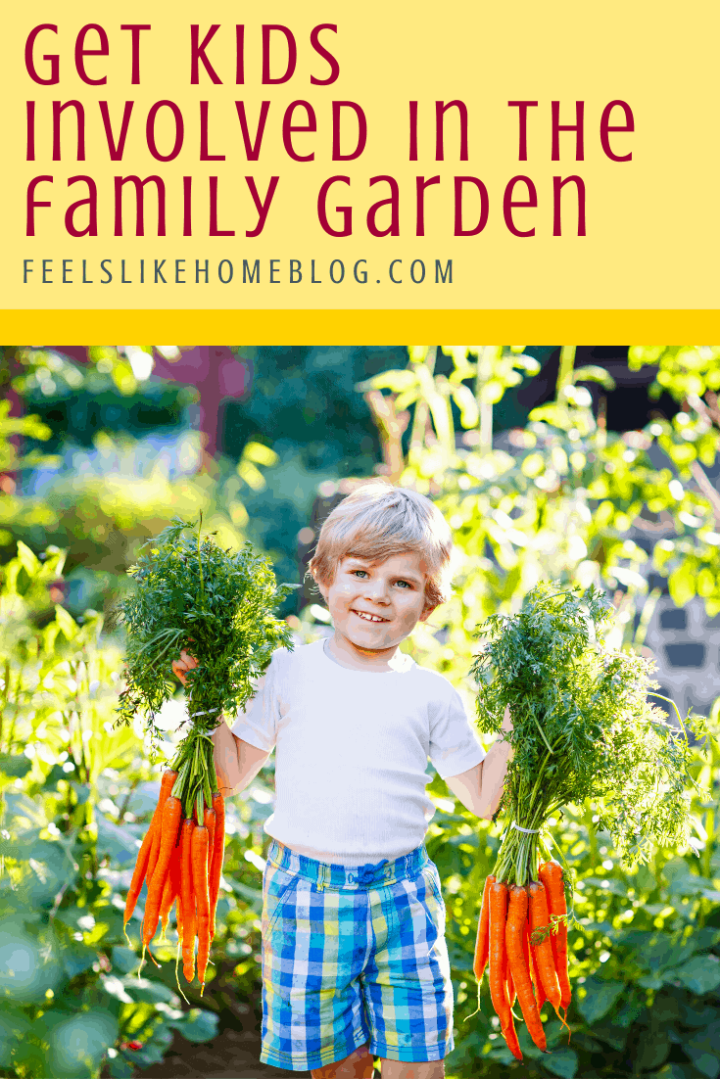4 Ways To Help Kids Connect With Mother Nature Through a Love of Gardening