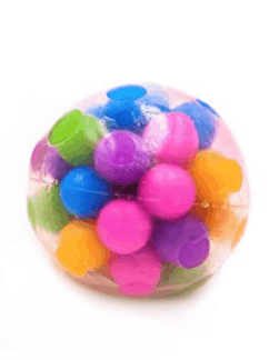 A colorful ball