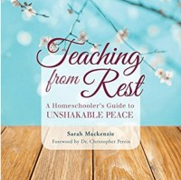 Teaching from Rest book cover